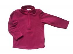 Pullover chaud polaire Quechua - vêtement seconde main enfant Suisse