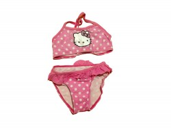 "Maillot de bains 2 pices ""Hello Kitty"