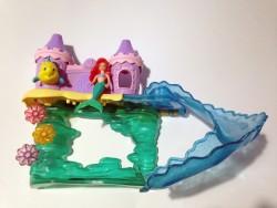 """Château """"Ariel - Disney"""" pour le bain"""
