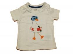 """T-Shirt """"Bird"""" • Taille 62 • ♂"""