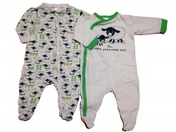 "2 pyjamas ""Sheep"" • Taille 56 • ♂"