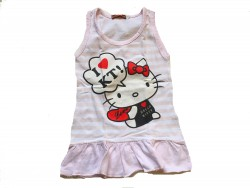 "Robe ""hello Kitty"" • Taille 80 • ♀"