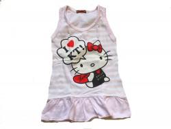 """Kleid """"Hello Kitty"""" • G. 80 • ♀"""