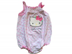 "Body ""Hello Kitty"" • Taille 62 • ♀"