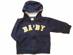 "Sweat mit Kapuze ""BABY"""