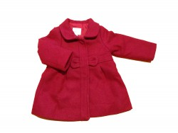 "Manteau ""Red"" • T. 74 • ♀"