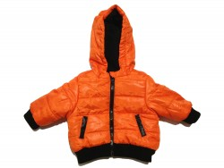 "Veste doudoune ""Orange"" • T. 62 • ♂"