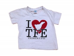 "T-Shirt ""I Love Tenerife"" • G. 92 • ♂"