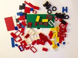Lot de 200 pièces de Lego