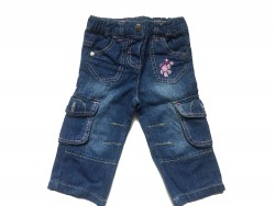 Jeans fillette • Taille 68 • ♀