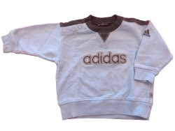 "Pull ""Adidas""  • Taille 68 • ♂"
