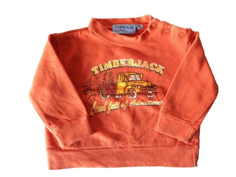 "Sweet ""Timberjack"""