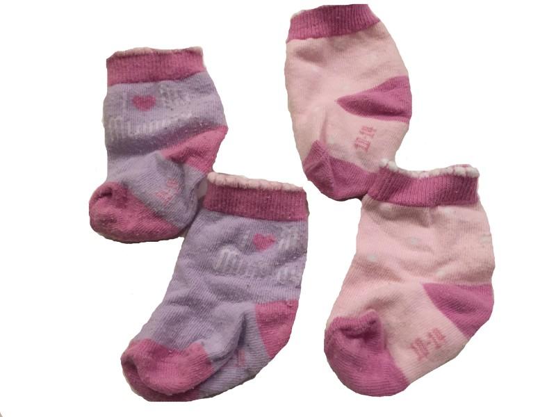 lot de 2 paires de chaussettes (1 I love my mummy)