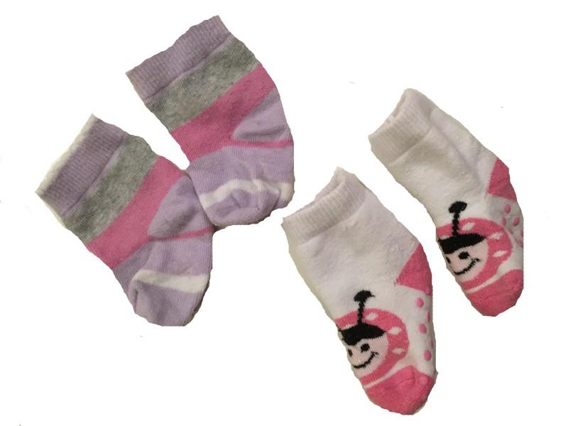 Lot de 4 paires de chaussettes