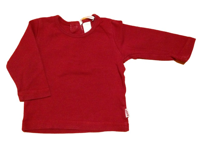 "Pullover ""Red baby"""