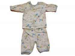 """Pyjama 2 pièces """"Elle Poupon"""""""
