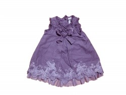 "Robe ""Purple butterfly"""