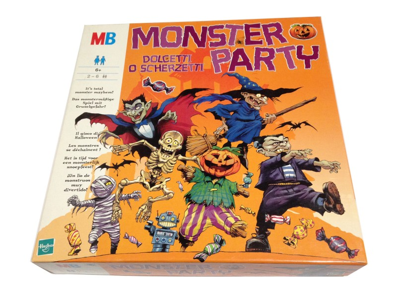 """Jeux """"Monster Party"""""""