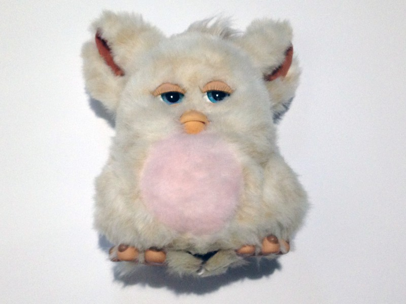 "Furby ""White"""