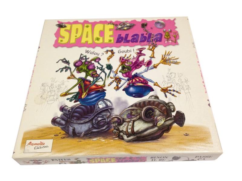 """Jeu """"Space Blabla"""""""