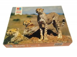 "Puzzle ""Zoo - Guepards/Geparden"" - 200 pces"