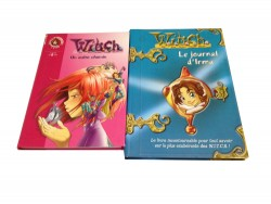 """2 livres """"Witch"""""""