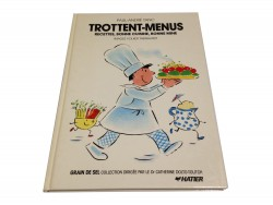 "Livre ""Trottent-Menus"""