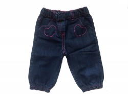 "Jeans ""Kiabi"" • Taille 68 • ♀"