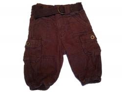 """Pantalon avec ceinture """"L.O.O.G."""""""