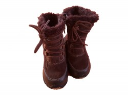 "Bottines hiver ""twisty""  • Pointure 21 • ♀"
