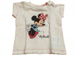 "T-Shirt ""Minnie"" • Taille 62 • ♀"